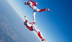 VINCENT COTTE - Equipe de parachutisme Freefly